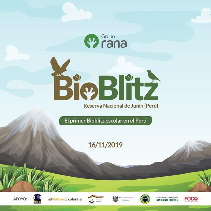 Bioblitz Perú